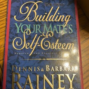 """Other - Used book """"Building Your Mates Self Esteem"""""""